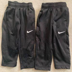 Pants and shirts